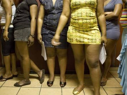 Prostitutes threaten to starve policemen of sex over incessant arrests